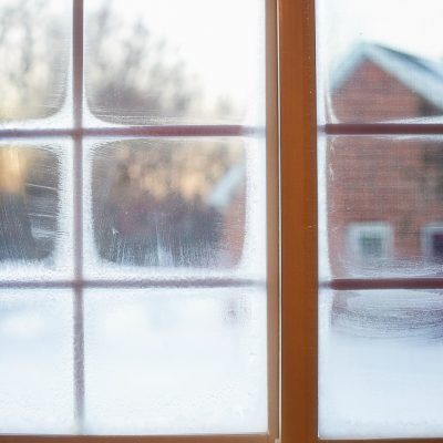 Heat Loss reduction this winter
