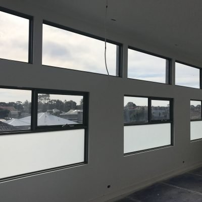Windows film in Corporate