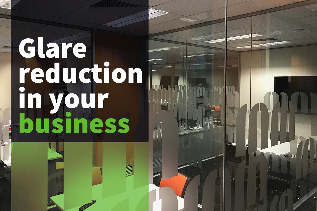 Glare Reduction in Office