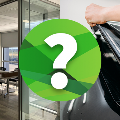 Difference Between Car, Home or Office Window Tint