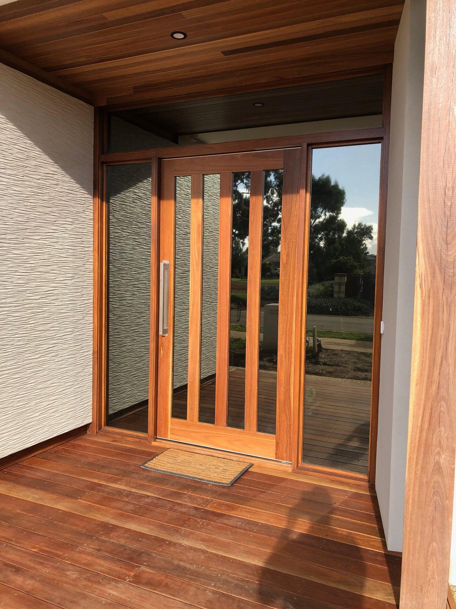 Reduce heat by Windows tinting